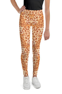 leopard-classic-animal-print-youth-leggings
