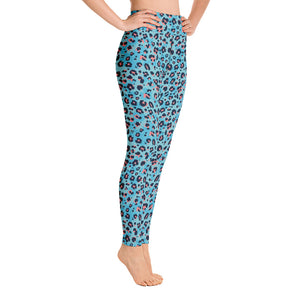 leopard-cool-blue-animal-print-women-yoga-leggings-chic-elegant