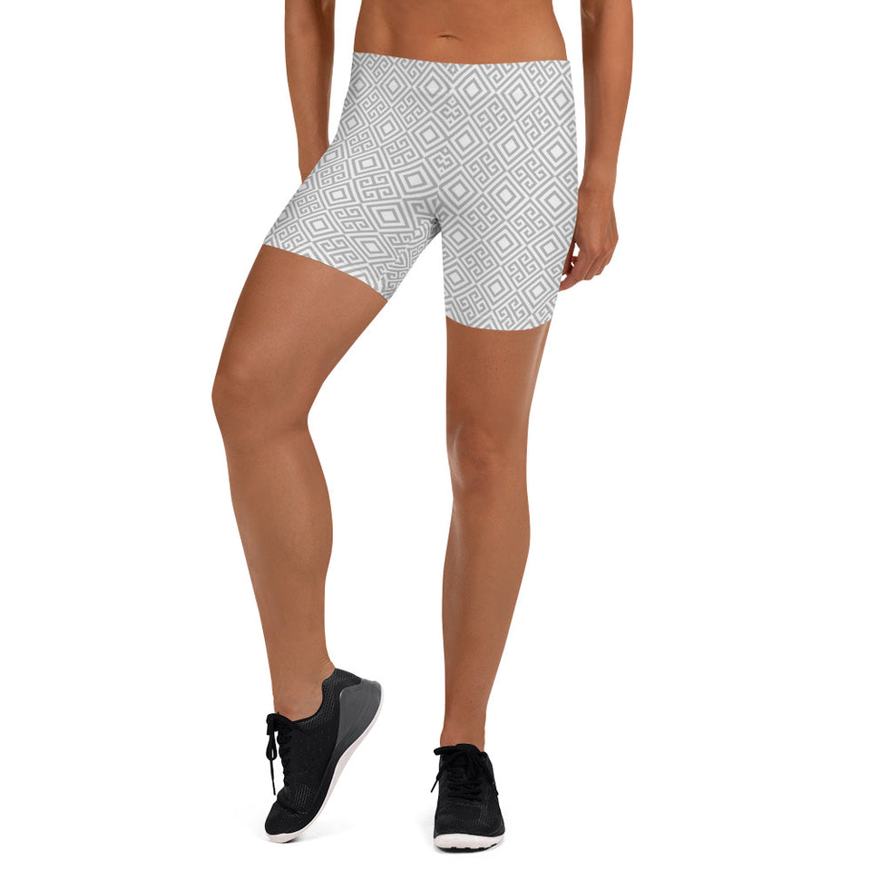 clarity-geometric-white-grey-elegant-chic-urban-shorts-shop