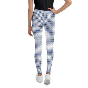 gingham-blue-grey-white-elegant-classic-women-youth-leggings-teens-shop