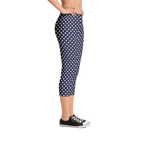 polka-dots-navy-blue-white-capri-leggings