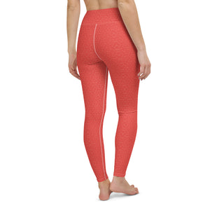 coral-red-women-yoga-leggings-4