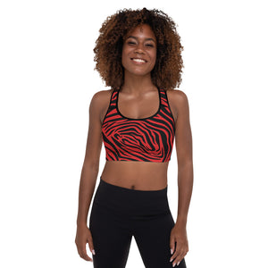 red-zebra-animal-print-sports-bra-shop