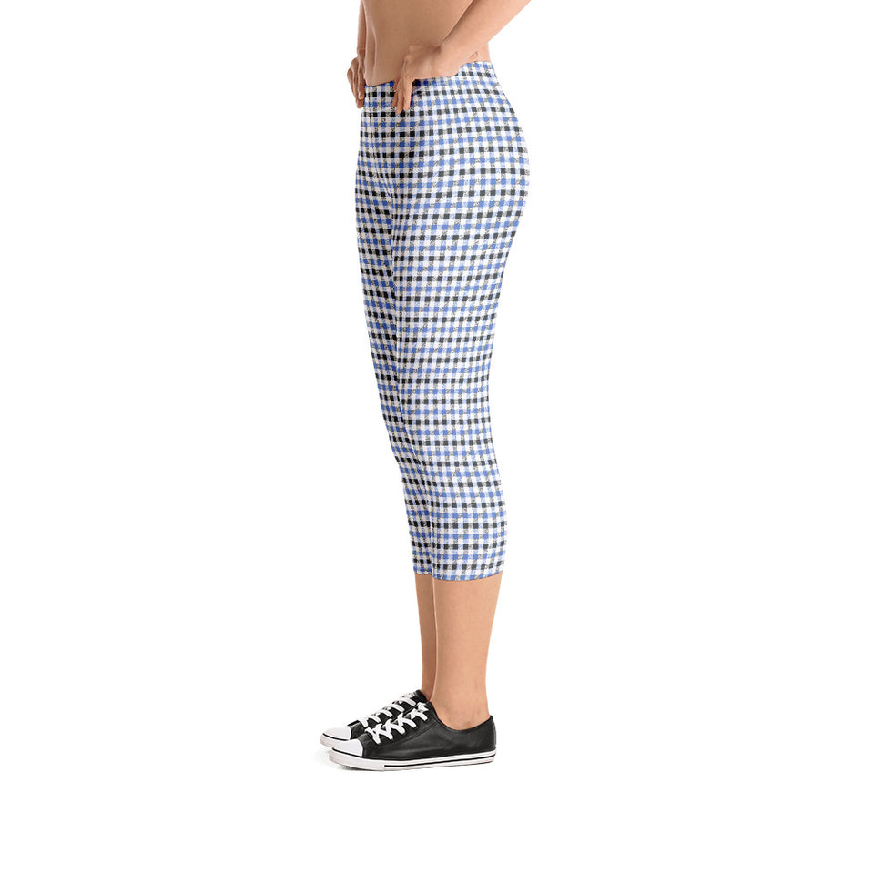 gingham-blue-grey-white-elegant-classic-women-street-urban-leggings-capri-1