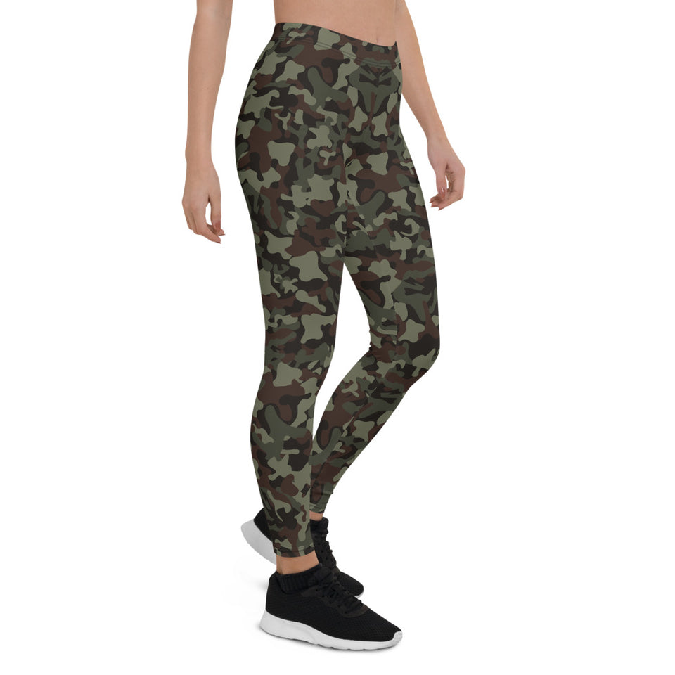 Classic Camo Urban Leggings