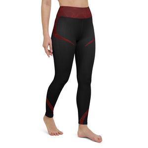 Sporty Devil Yoga Leggings