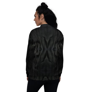 Devil-May-Care Bomber Jacket