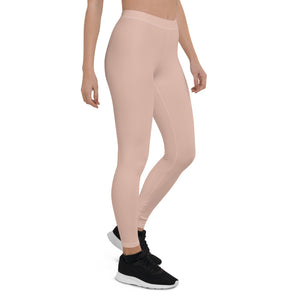 shop-peach-pink-leggings-for-women-chic