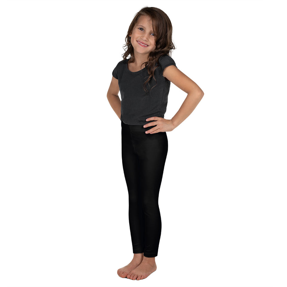 black-basic-color-kids-leggings-for-girls