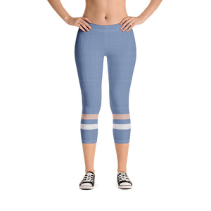 light-blue-cream-ivory-sporty-stripes-elegant-women-urban-capri-leggings-shop