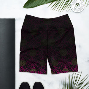 Lux II Yoga Shorts