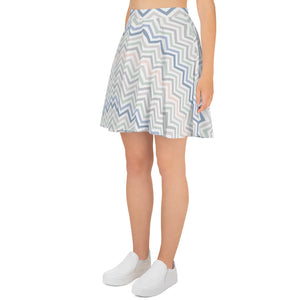 Navi Skater Skirt for Women