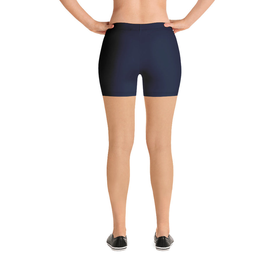 solid-navy-blue-women-shorts