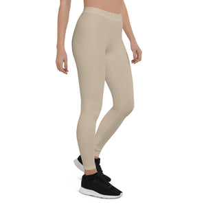 neutral-solid-sand-beige-chic-elegant-leggings