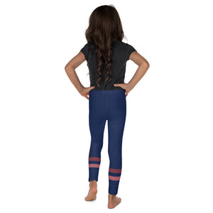dark-blue-pink-sporty-stripes-kids-leggings-girls