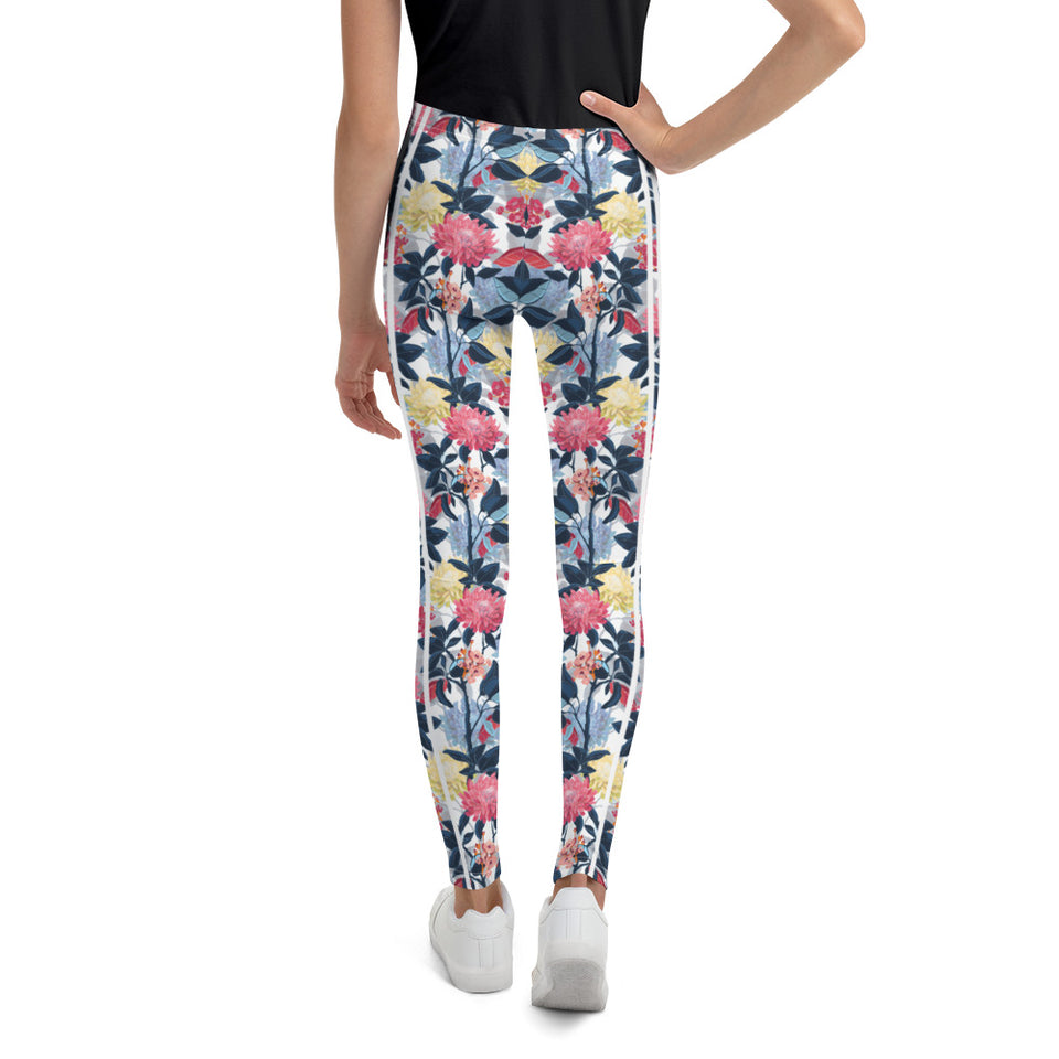 Japanese Forest Teen Leggings