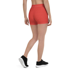 coral-red-women-shorts-2
