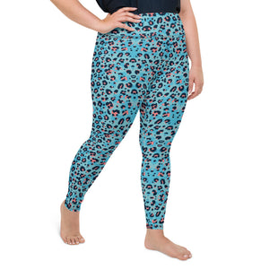 leopard-cool-blue-animal-print-women-plus-size-leggings-pink