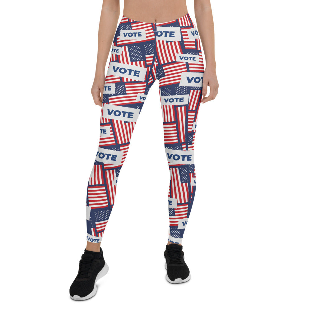 US Vote Urban Leggings
