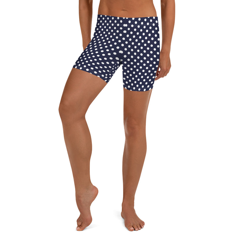 polka-dots-navy-blue-white-urban-shorts