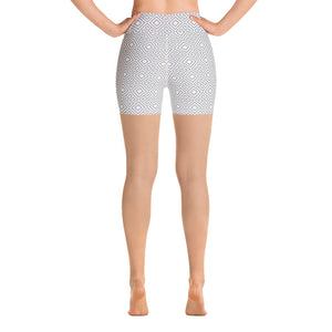clarity-geometric-white-grey-elegant-chic-yoga-shorts-women-shop