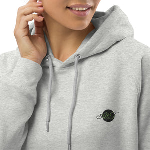 Heather Gray Premium Eco Hoodie