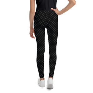 polka-dots-black-and-charcoal-gray-leggings-teens-shop
