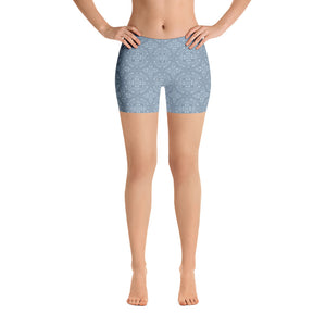 light-blue-mandala-geometric-winter-urban-shorts-shop