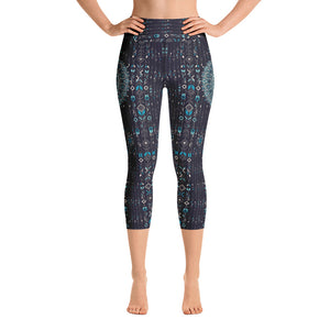 chalchi-aztec-mandala-geometric-navy-blue-jade-green-yoga-capri-leggings-shop