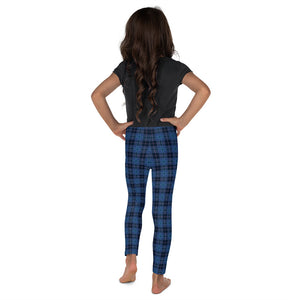 navy-blue-pink-tartan-classic-elegant-beautiful-kids-leggings-girls-chic