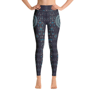 chalchi-aztec-mandala-geometric-navy-blue-jade-green-yoga-leggings-shop