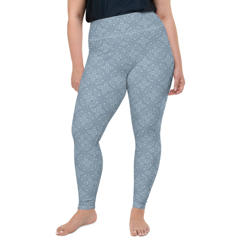 dreamin-icy-mandala-geometric-winter-plus-size-leggings-women