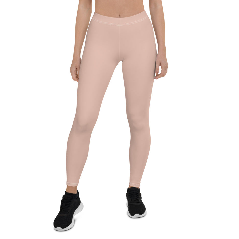 chic-peach-pink-leggings-for-women-shop