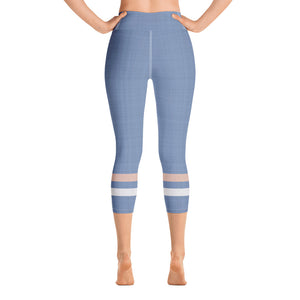 light-blue-cream-ivory-sporty-stripes-women-yoga-capri-leggings-shop
