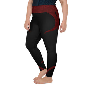 Sporty Devil Super Curvy Leggings