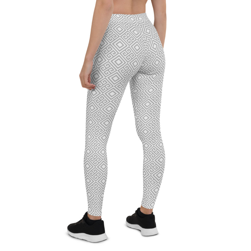 geometric-white-grey-elegant-chic-urban-leggings-shop-women