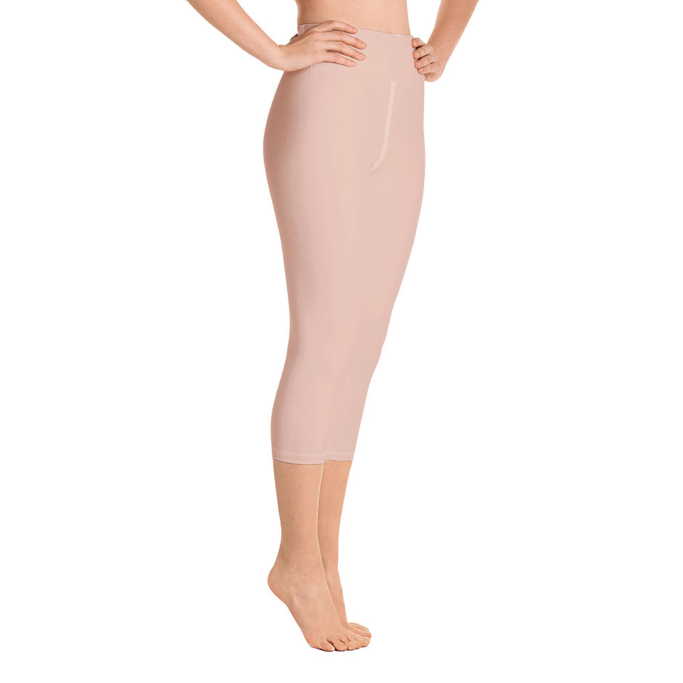 shop-peach-pink-yoga-capri-leggings-for-women-1