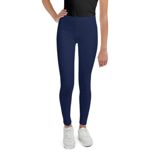 dark-blue-basic-color-youth-leggings