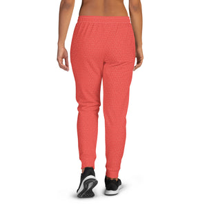 coral-red-joggers-for-women-backside