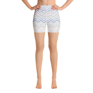 navi-zig-zag-pastel-colors-chic-yoga-shorts-elegant