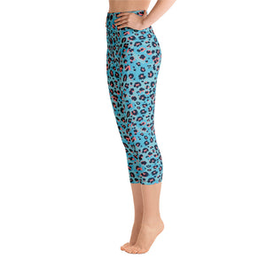 leopard-cool-blue-animal-print-women-yoga-capri-leggings-1