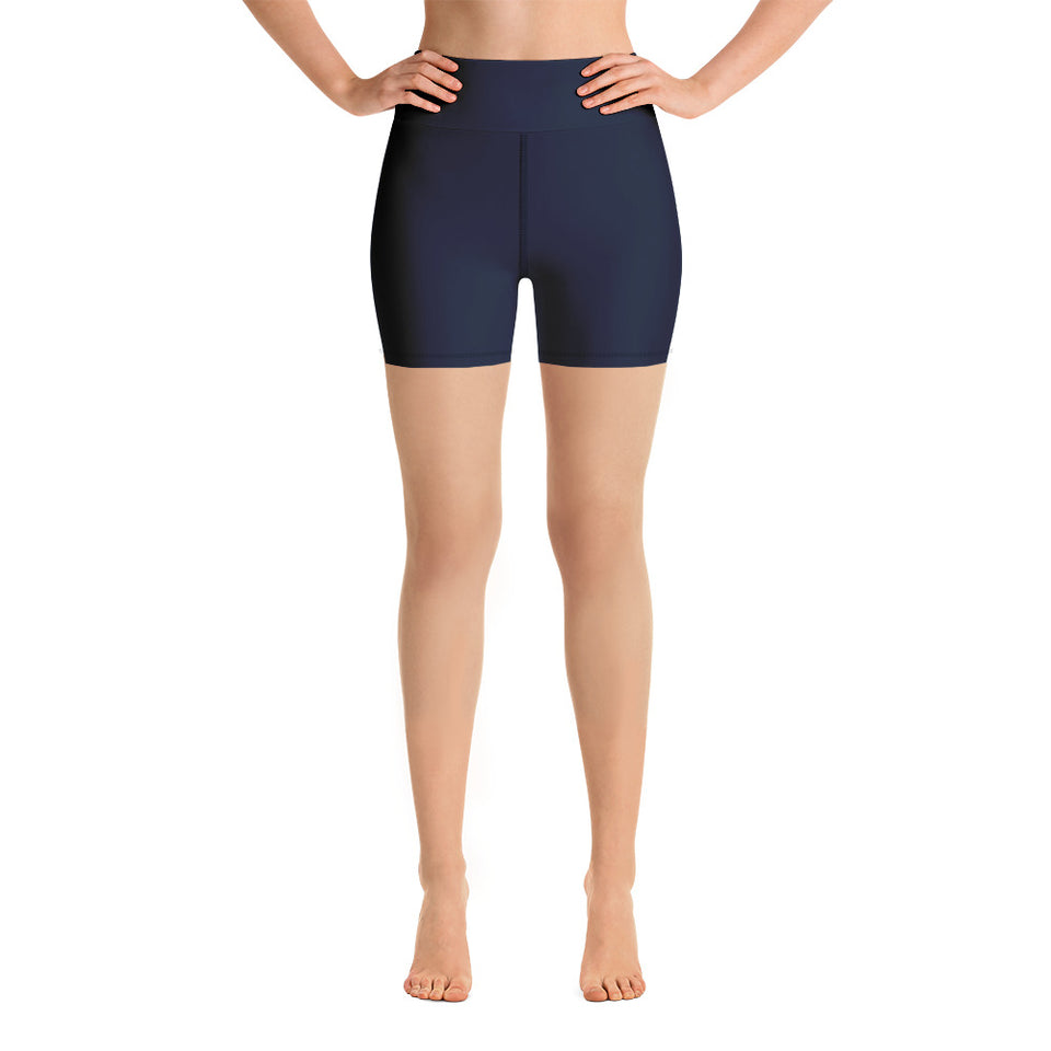 neutral-solid-navy-blue-shorts-yoga