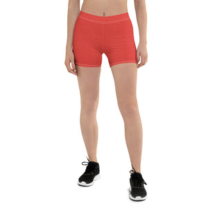 coral-red-women-shorts-1