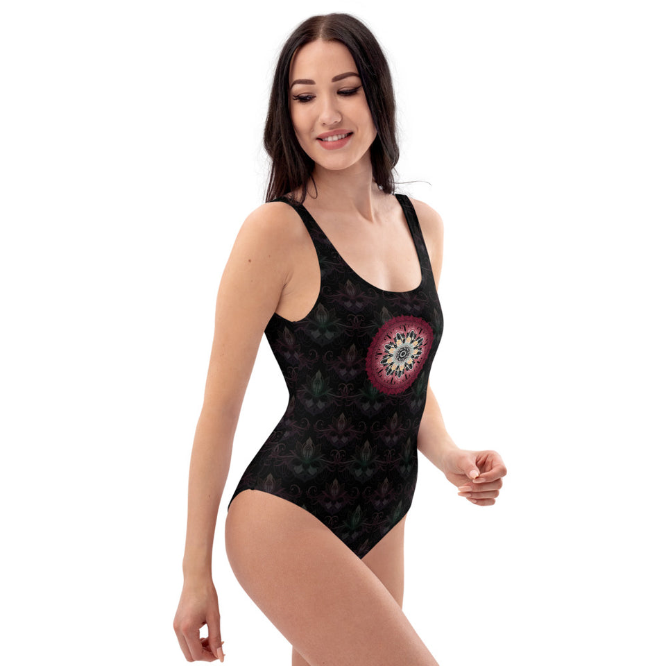 Night Devi One-Piece Swimsuit