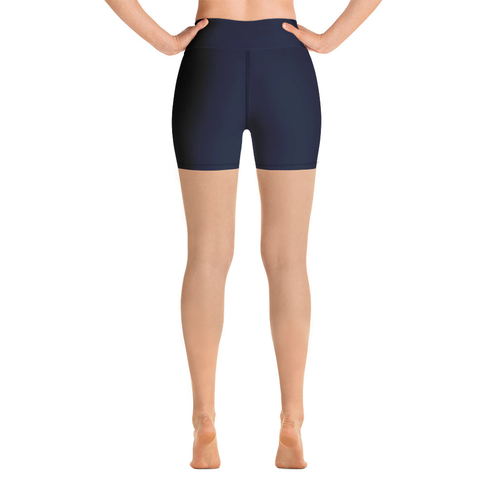 solid-navy-blue-women-shorts-yoga
