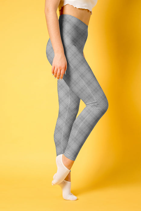 Modern Argyle Urban Leggings
