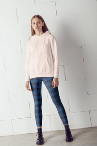 navy-blue-pink-tartan-classic-elegant-beautiful-urban-street-capri-leggings-all-the-time