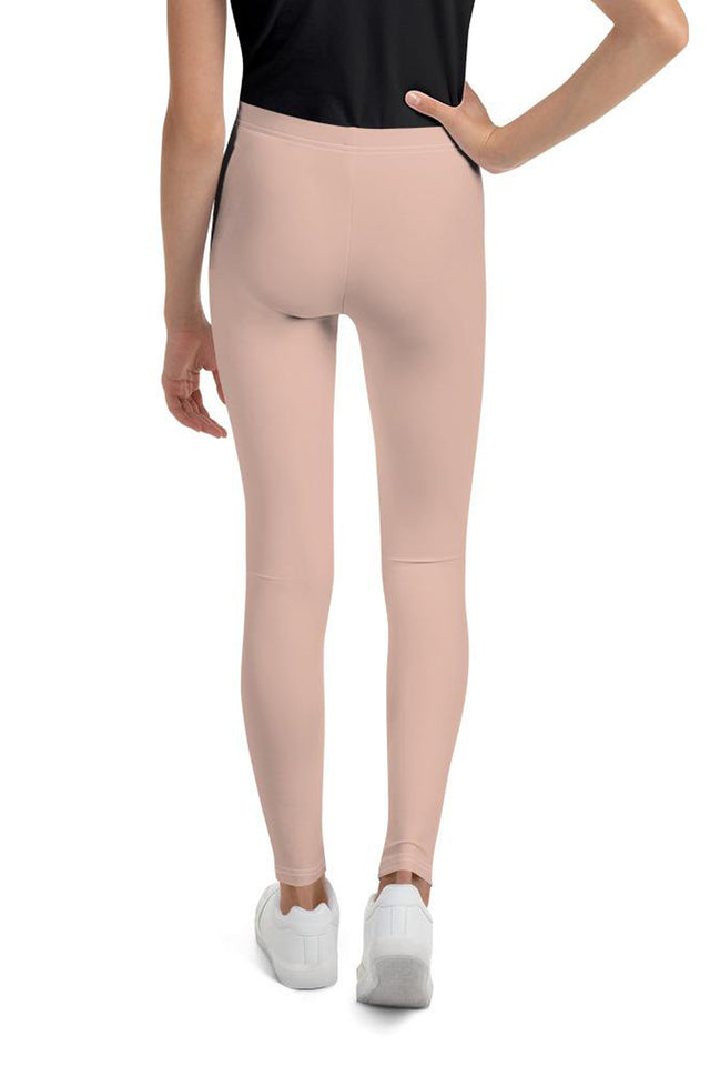 peach-pink-youth-leggings