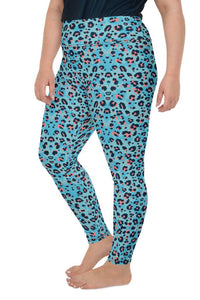 leopard-cool-blue-animal-print-women-plus-size-leggings-chic