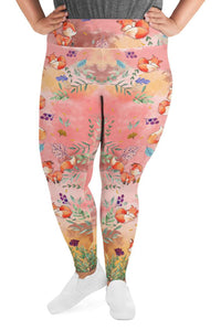 foxy-lady-cute-pink-plus-size-leggings-women